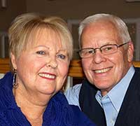 Mike and Nancy Kammerer
